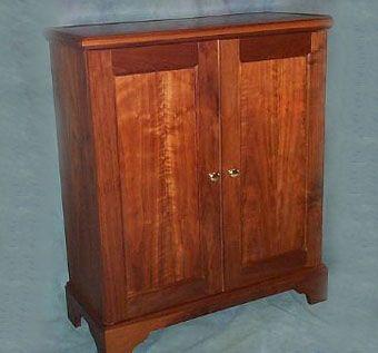Custom Made Liquor Cabinet by Mvflaim Furnituremaker | CustomMade.com