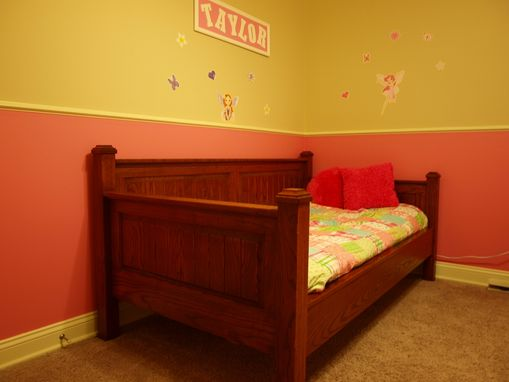 Custom Made Twin Size Ash Day Bed