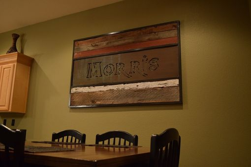 Laser Cut Metal Signs >> Hand Crafted Laser Cut Metal Signs By Industrial Pdx Custommade Com