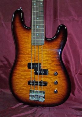Custom Made Legend Custom Pj Bass Guitar