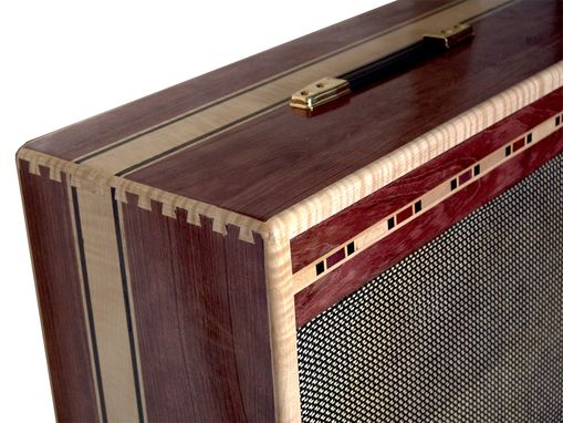 Custom Made Ashen 212 Custom Handmade Boutique Guitar Speaker Cabinet Empty