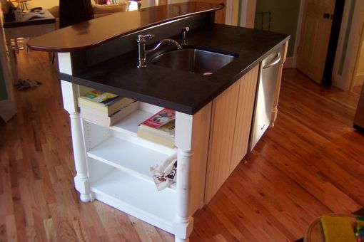 Custom Made Kitchen Cabinetry And Tops