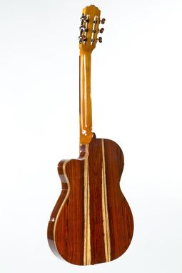 Custom Made Pinol Guitars All Solid Cocobolo Rosewood/Spruce Handmade Spanish Classical
