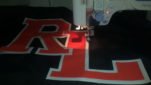 Custom Made Robert Lee Quilt