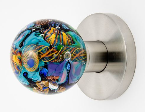 Custom Made Beach Doorknob