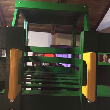 Custom Made Bunkbed Tractor