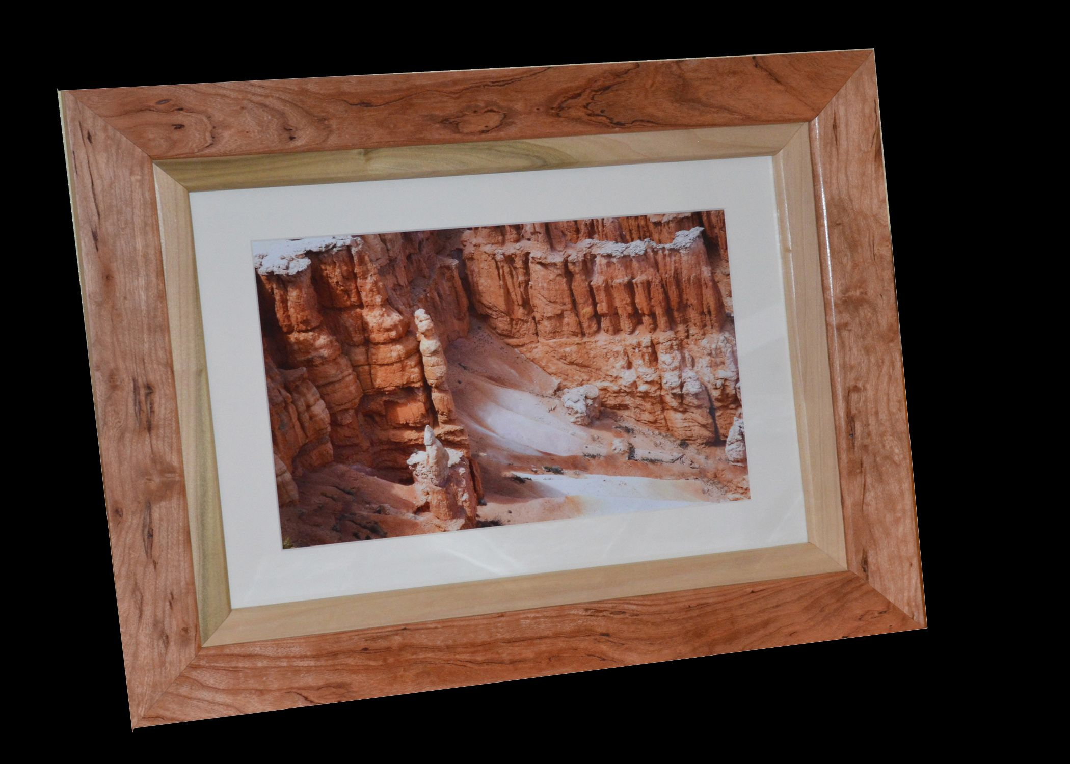 Hand made wood picture frame handmade by the joys of wood custom made wood picture frame handmade jeuxipadfo Images