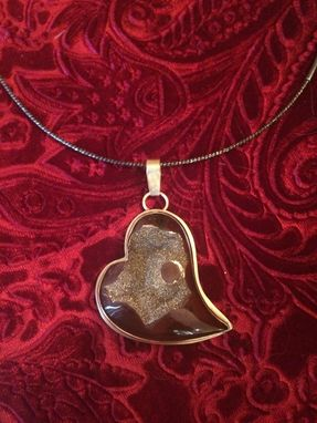 Custom Made Heart Pendant