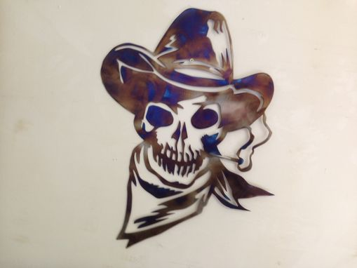Custom Made Ghost Cowboy