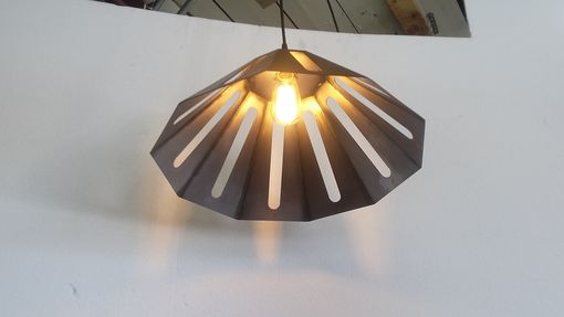 Custom Made Missionary Pendant Light