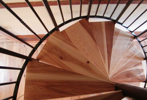 Custom Made Spiral Staircase
