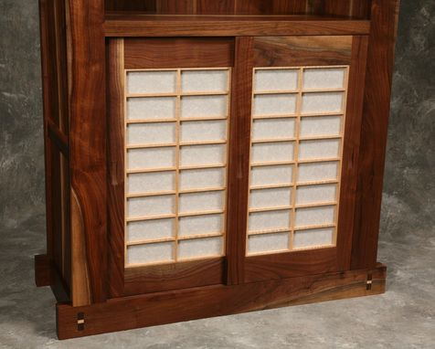 Custom Made Japanese Hondana (Bookcase)