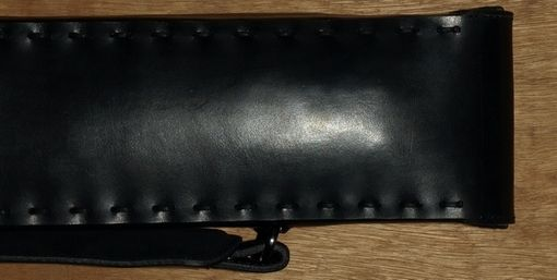 Custom Made Lionleather Poolstick Case