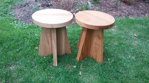 Custom Made Rocket Stool