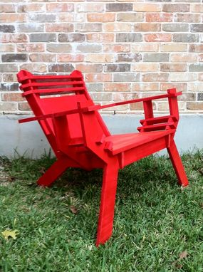 Custom Made Outdoor Chair