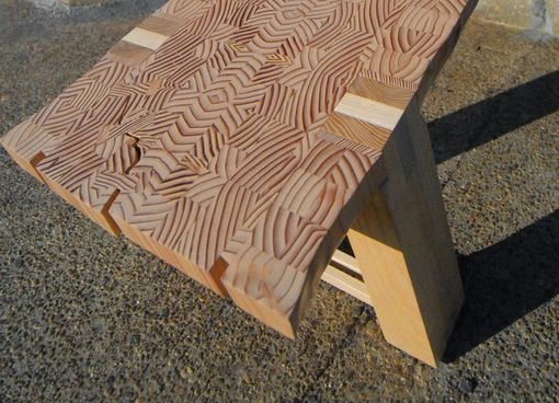 Custom Made Parque-Tree Table