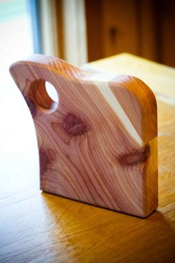 Custom Made Eastern Red Cedar Table Trivet
