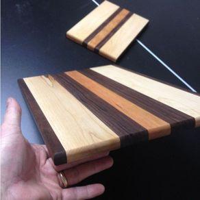 Custom Cutting Boards | Handmade Wood Cutting Boards