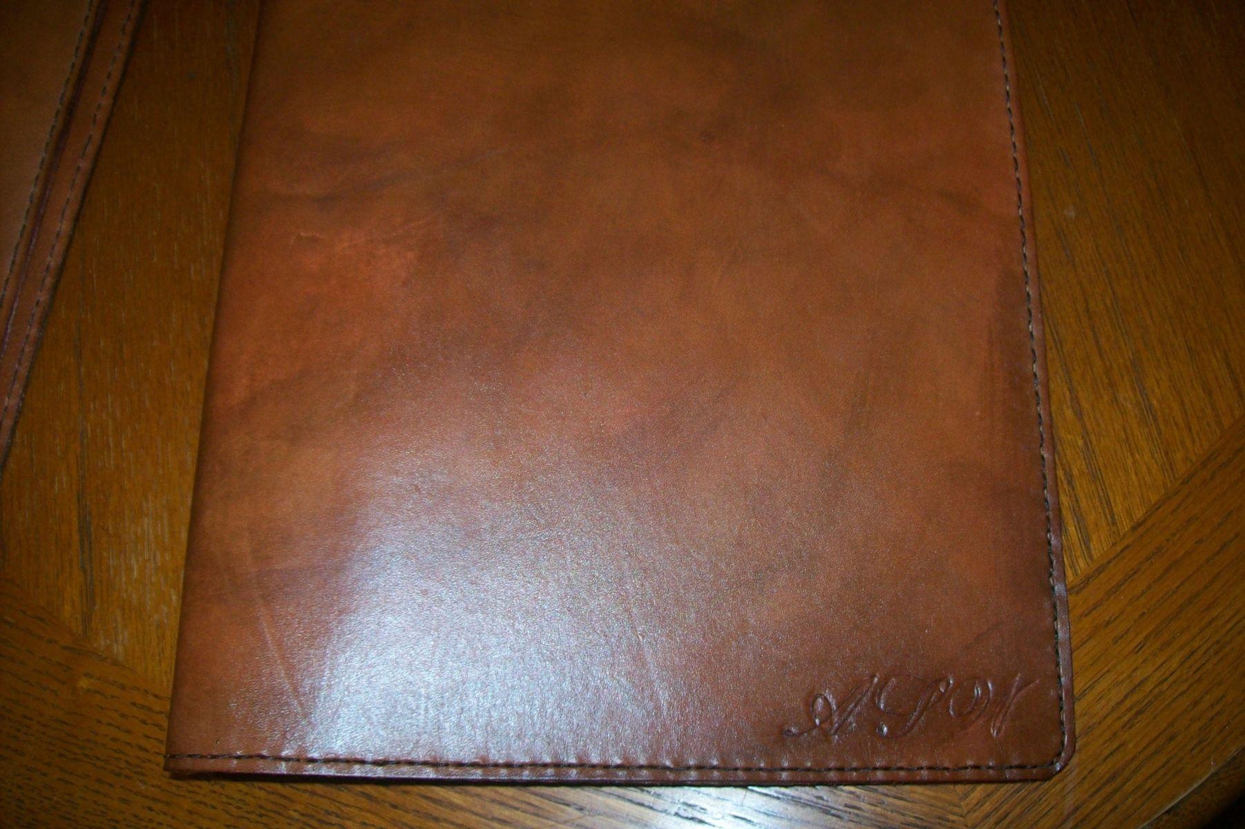 Hand Made 3 5 Custom Leather Binders By Kerry S Custom