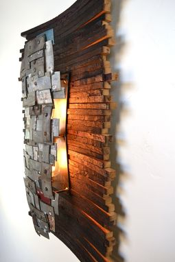 Custom Made Studio - Hehku - Wall Art And Light Square
