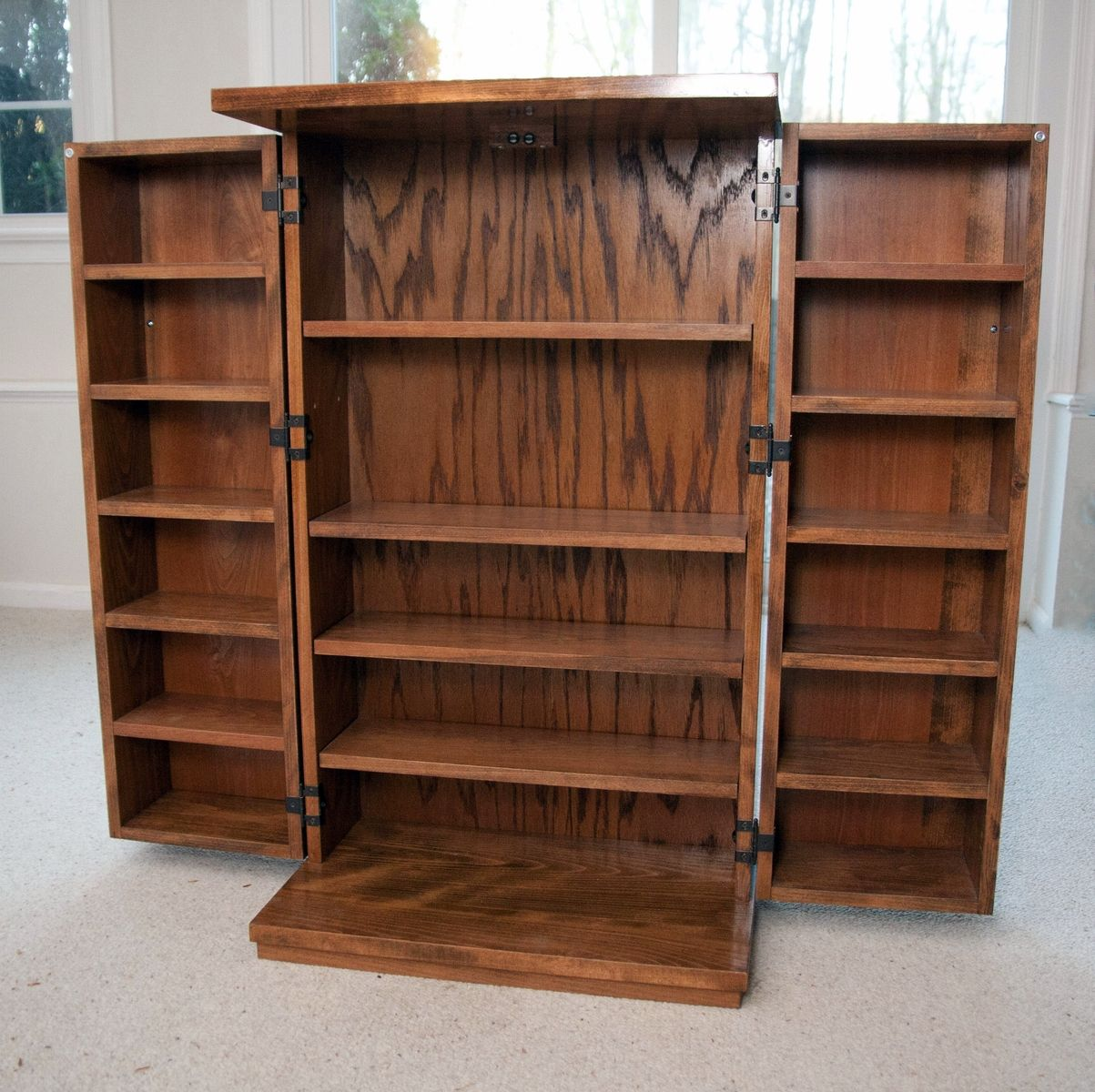 dresser media cabinet custom cd amp dvd cabinet by abundant wood custommade 3471