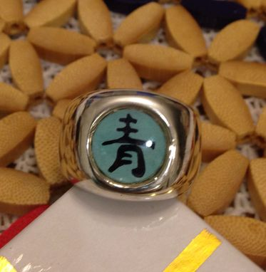Custom Made Akatsuki Ring