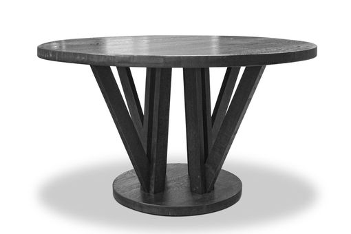 Custom Made Oriana Contemporary Geometrical Table