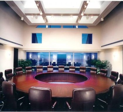 Custom Made Board Room / Conference Table