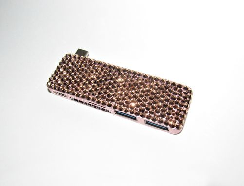 Custom Made Crystallized Satechi Apple Macbook Laptop Passthrough Usb Hub Made With Swarovski Crystals