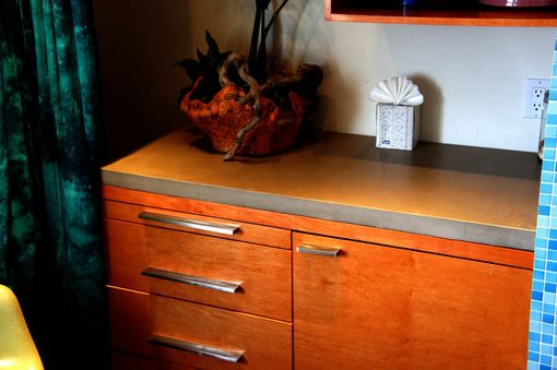 Custom Made Green Products And Reclaimed Wood Hotel Cabinetry