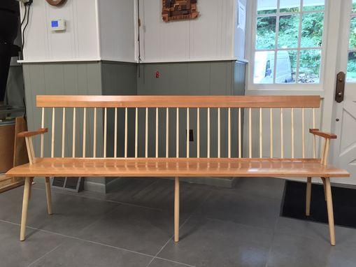 Custom Made Custom Spindle Back Benches