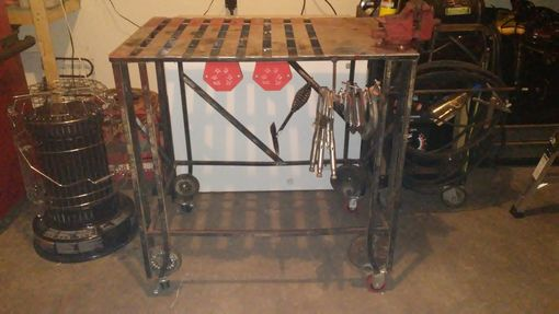 Custom Made Tig Table