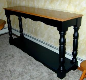 Custom Made Guild Table