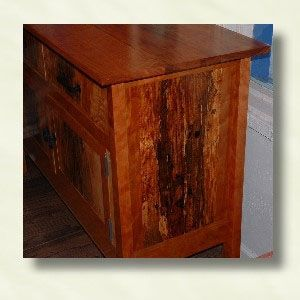 Custom Made Cherry Chest