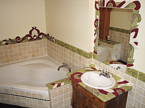 Custom Made Bathroom