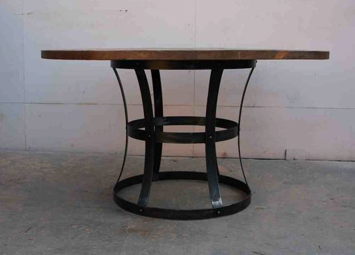 Custom Made Detroit Dining Table