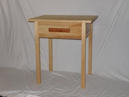 Custom Made Mission End Table