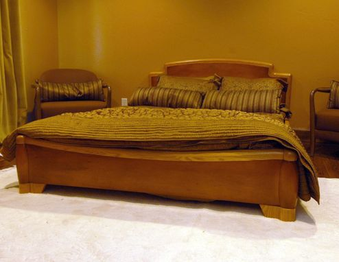 Custom Made Custom Design Bed