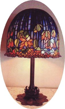 Custom Made Tiffany Lamps