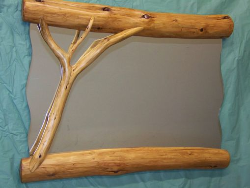 Custom Made Branch Frame