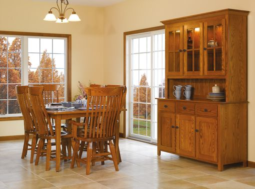 Custom Made Wcf Traditional Dining Collection