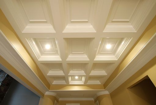 Custom Made Coffered Ceiling System 2
