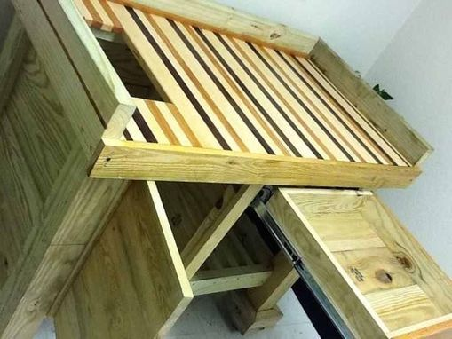 Hand Crafted Fillet Table By Mikes Custom Woodwork