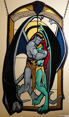 Custom Made Fused Stained Glass Projects