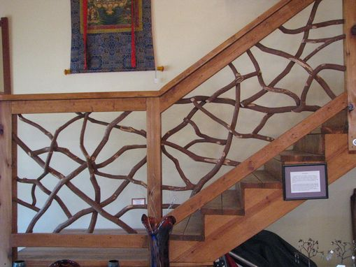 Custom Made Mountain Laurel Interior Railing