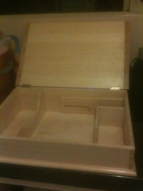 Custom Made Shaker Lap Desk