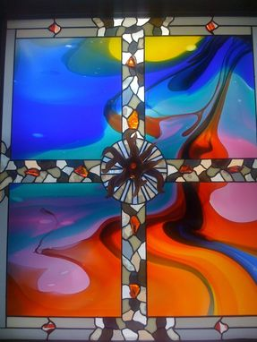 Custom Made Residential Glasswork