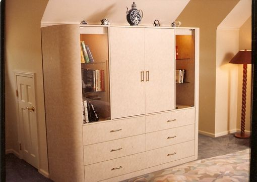 Custom Made Contemporary Bedroom Furniture