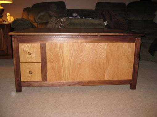 Custom Made Childrens Toy Chest