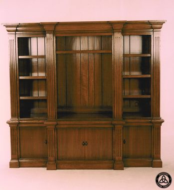 Custom Made #1002 Armoire Cabinet